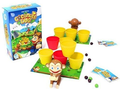 Mayday Games Coconuts Duo Board Game