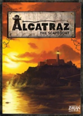 Z-Man Games Alcatraz The Scapegoat Board Game