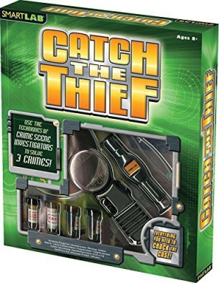 SmartLab Toys Catch The Thief Board Game