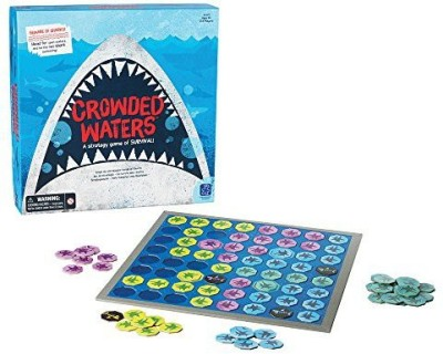 Educational Insights Crowded Waters Board Game