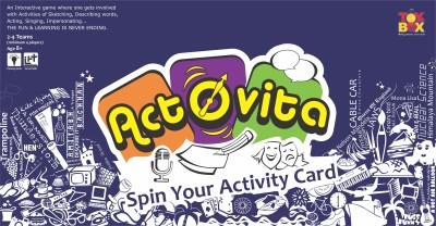 Toysbox Actovita Board Game