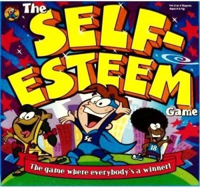 Self Esteem The Selfesteem Board Game