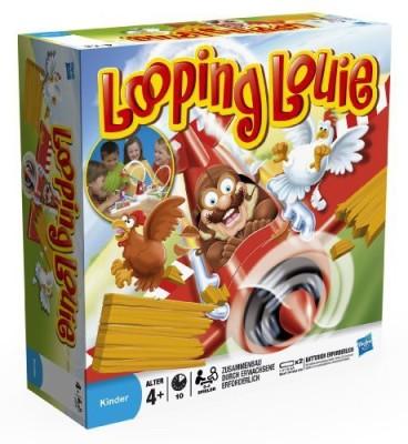 Hasbro Mb Looping Louie Board Game
