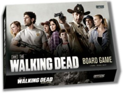 Cryptozoic Entertainment The Walking Dead Tv Board Game