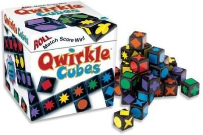 MindWare Qwirkle Cubes Board Game