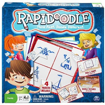 Spin Master Games rapidoodle Board Game
