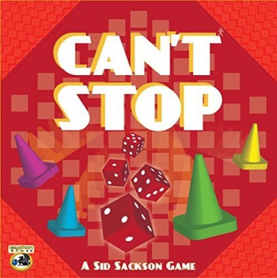 Gryphon Games Can,T Stop Board Game