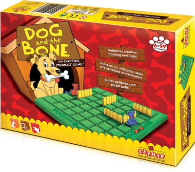 Zephyr Dog and the Bone An Exciting Strategy Board Game