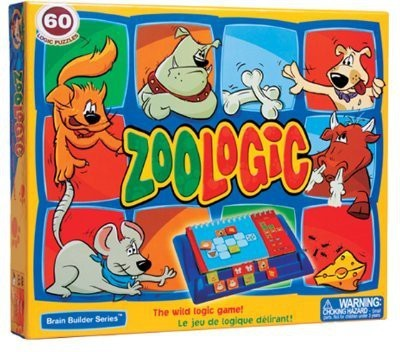 FoxMind Zoologic Board Game