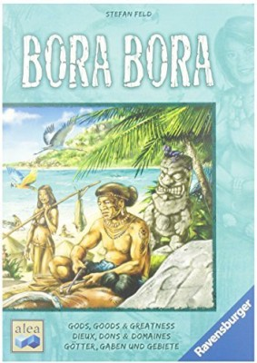 Ravensburger Bora Bora Strategy Board Game