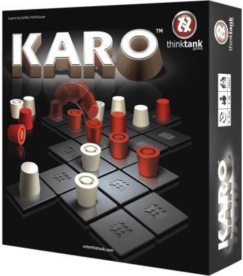 Think Tank Games Karo Board Game
