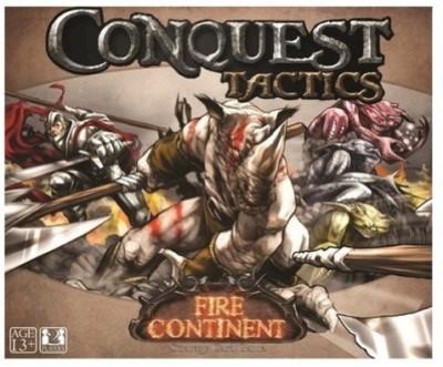 Impressions Conquest Tactics Starter Set Board Game