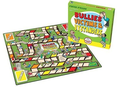 Didax Educational Resources Bulliesvictims & Standers Ages 7+ No Dd500042 Board Game