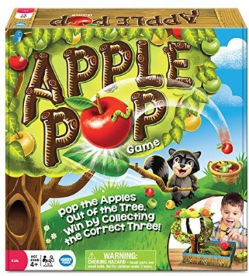 Wonder Forge Apple Pop Board Game