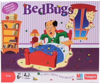 Funskool Bed Bugs Board Game