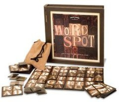Front Porch Classics Wordspot Bookshelf Edition Board Game