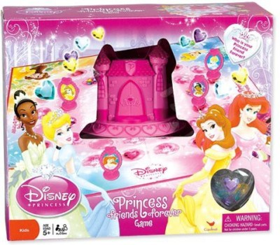 Cardinal Princess Friends Forever Board Game