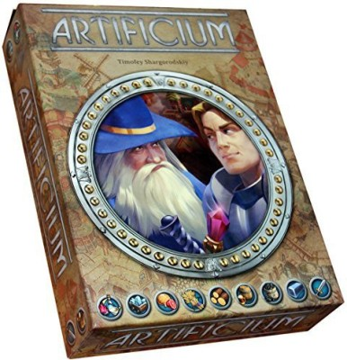 Asmodee artificium Board Game