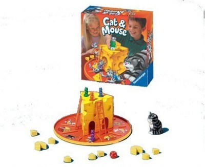 Ravensburger Cat & Mouse Board Game