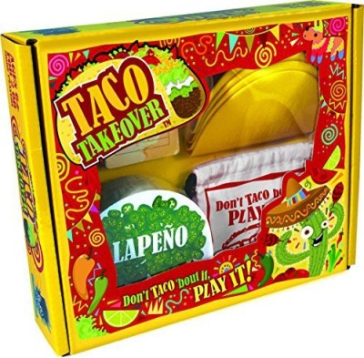 Haywire Group Taco Takeover Board Game