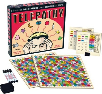 LMD Awardwinning Telepathy Of Strategy And Reasoning Board Game