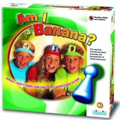 Kod Kod International Games Am I A Banana? Board Game