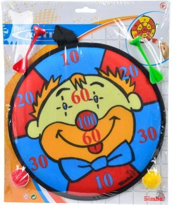 Simba World Of Toys - Dart Game 28cm Soft Joker Board Game