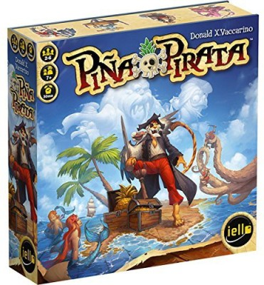 IELLO Pina Pirata Board Game