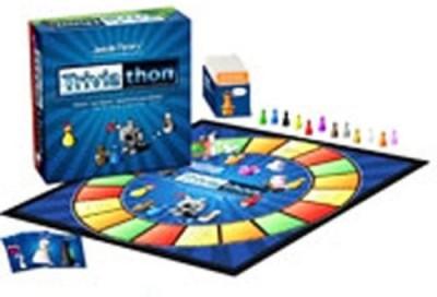 Triviathon Tri619 Board Game