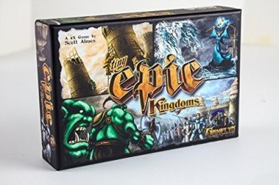 Gamelyn Games Tiny Epic Kingdoms Board Game