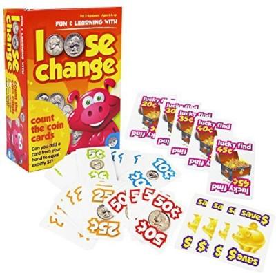 MindWare Loose Change Board Game