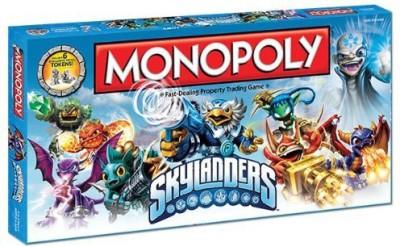 USAopoly Skylanders Monopoly Board Game