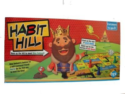 BPI SMALL RIGHT HABIT-4114--- Board Game