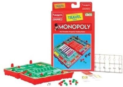 Funskool Travel Monopoly Board Game