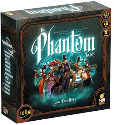 IELLO The Phantom Society Board Game