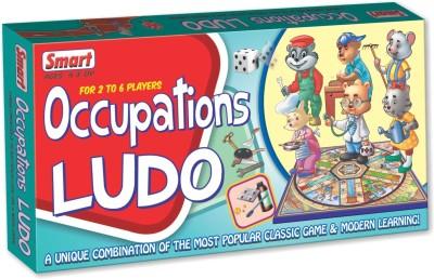 Smart Occupations Ludo Board Game