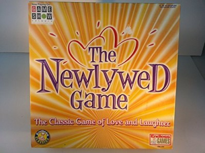 Endless Games The Newlywed Board Game
