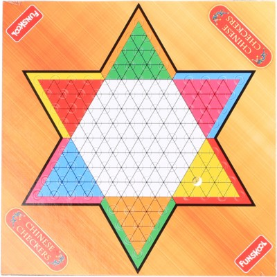 Funskool Games Chinese Checkers Board Game