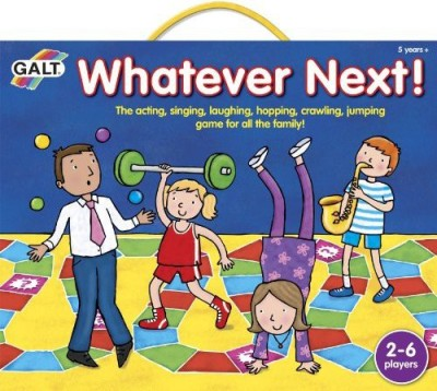 Galt Toys, Inc. Galtinc Whatever Next Board Game