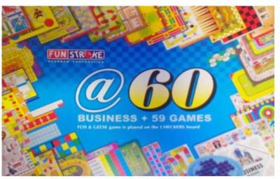 Funstroke @60 Board Game
