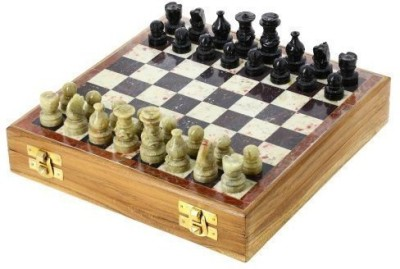 Leadoff Shalinindiastone Chess Sets And S8 Inches Board Game