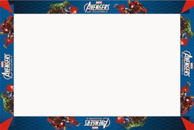 Itoys Avengers Mini Slate Board Game