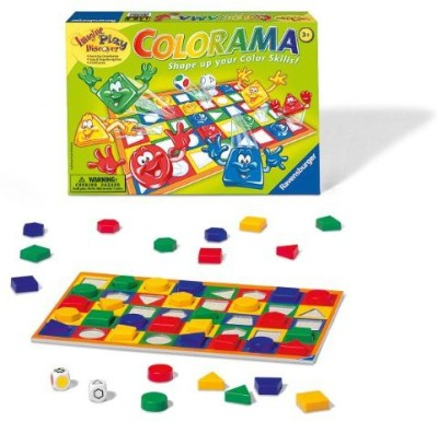 Ravensburger Colorama Children,S Board Game