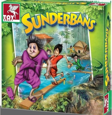 Toy Kraft Sunderbans Board Game