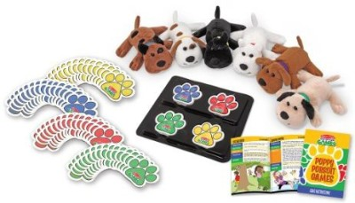 Melissa & Doug Puppy Pursuit S(Doggy Detectives ) Board Game