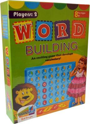 Mansa Ji Word Building Board Game