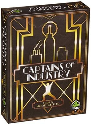 Tasty Minstrel Captains Of Industry Board Game