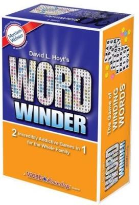 HL Games Word Winder Board Game