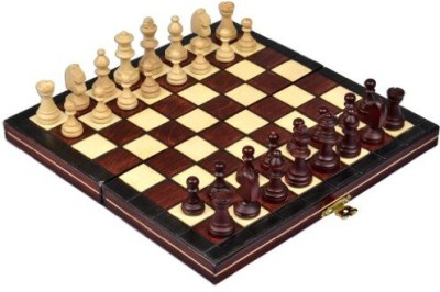 Wegiel Chess Set Portablemagentic And Wooden Handcrafted In Poland Board Game