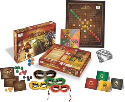 Happy Kidz Mahayoddha Board Game